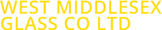 West Middlesex Glass Co Ltd. Retina Logo